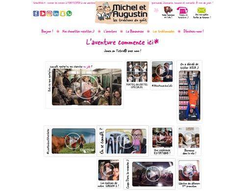 Blog de Michel et Augustin